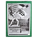 German Gymnastics Festival 1933 in Stuttgart, Postcard