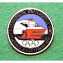 1940 Winter Olympic Games V Visitor Pin Garmisch-Partenkirchen Germany